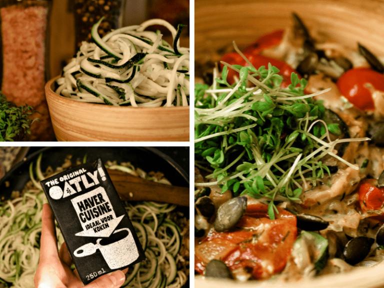 Cooking with cbd vegan italian courjetti 1