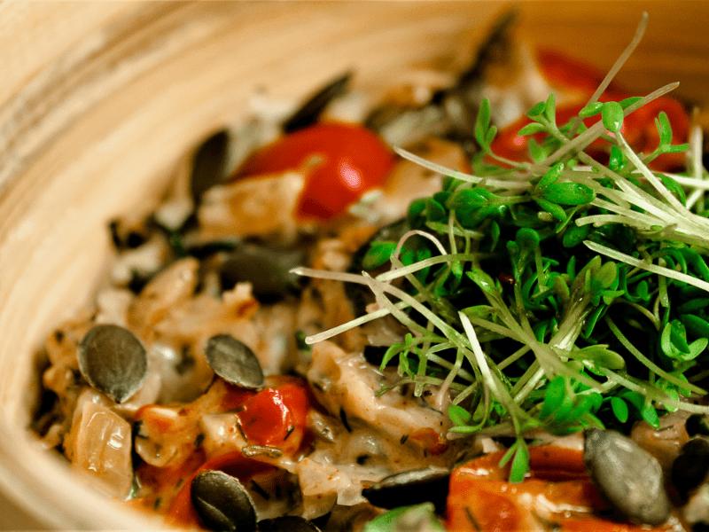 Cooking with cbd vegan italian courjetti 7