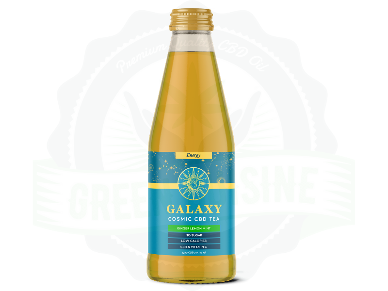 Green Cuisine CBD Galaxy Drink Active