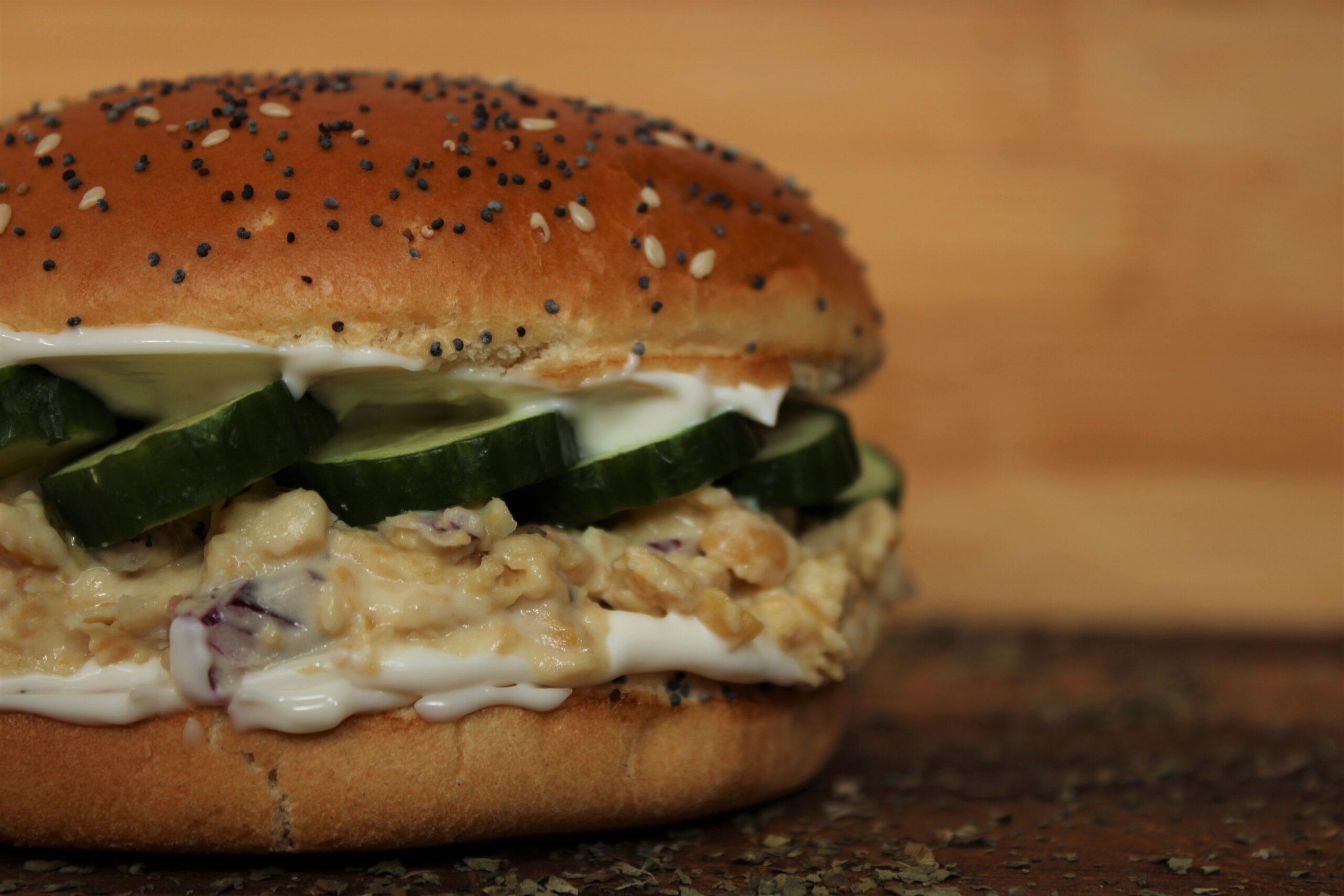 CBD Tuna Sanwich
