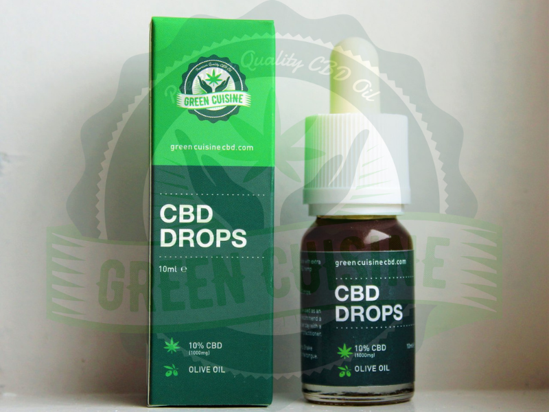 Green Cuisine CBD Oil