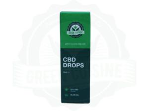 Green Cuisine CBD Drops