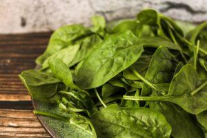 CBD Smoothie spinach